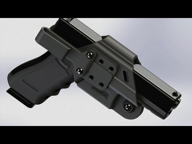 Cherries Holster Review: Deep concealed carry