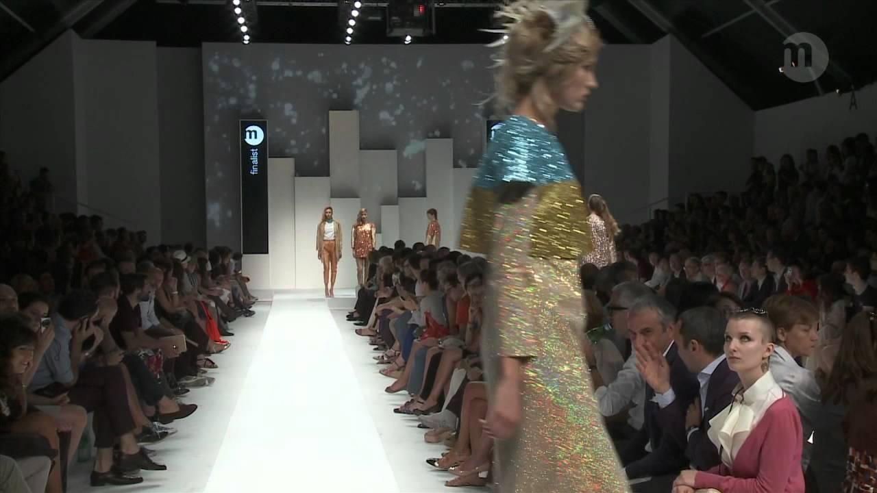 Istituto marangoni 2012 milano graduate fashion show for Marangoni milano