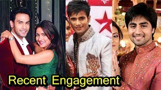 10 Television Stars Who Recently Engaged To Each Other thumbnail
