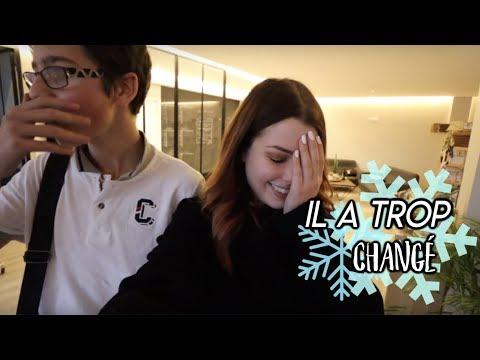 IL A CHANGÉ ! - VLOGMAS 13