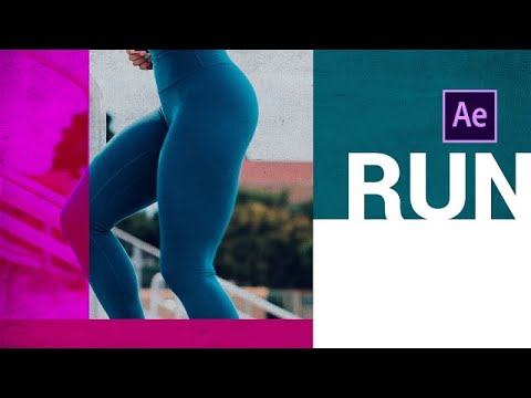 Sport Slideshow After Effects Templates