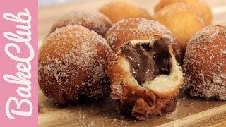 Nutella Krapfen | BakeClub