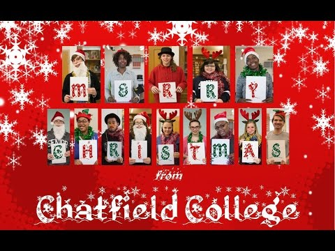 Merry Christmas from Chatfield College