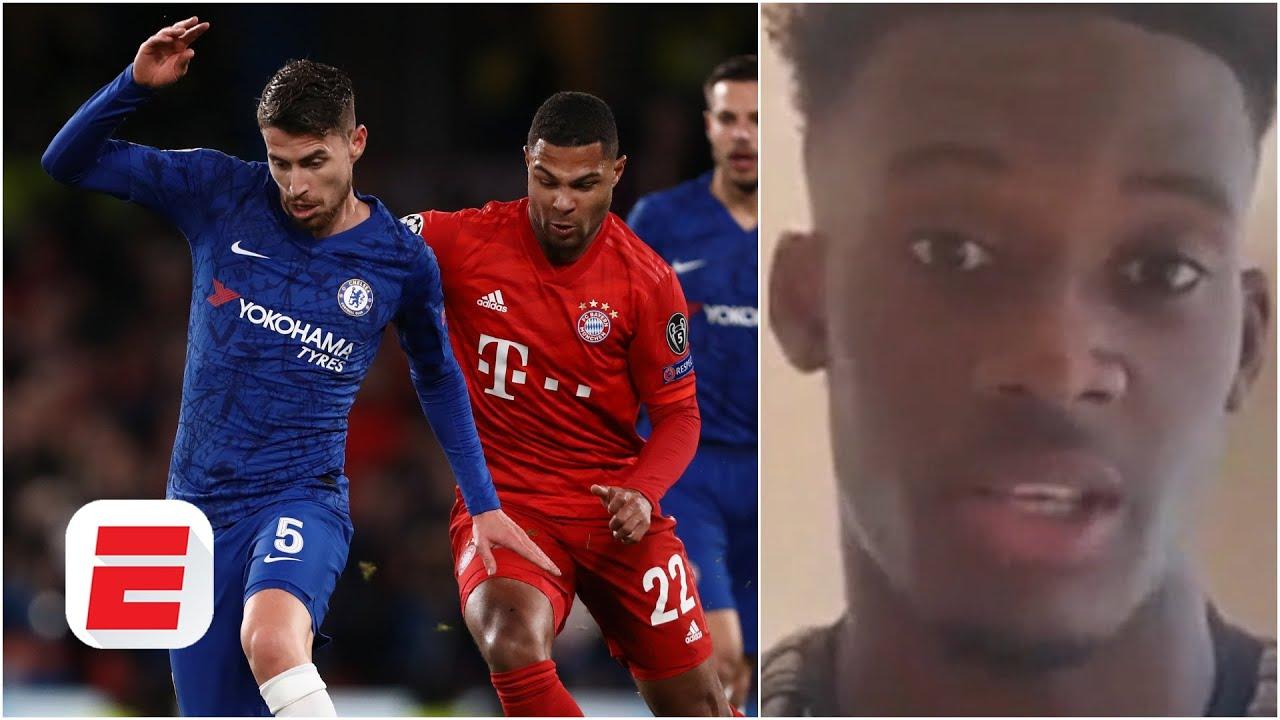 Callum Hudson-Odoi talks Bayern Munich vs. Chelsea & targeting trophies | ESPN FC