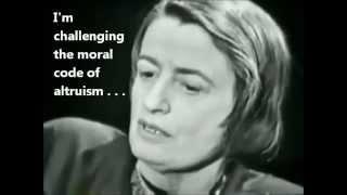 Jesus versus Ayn Rand