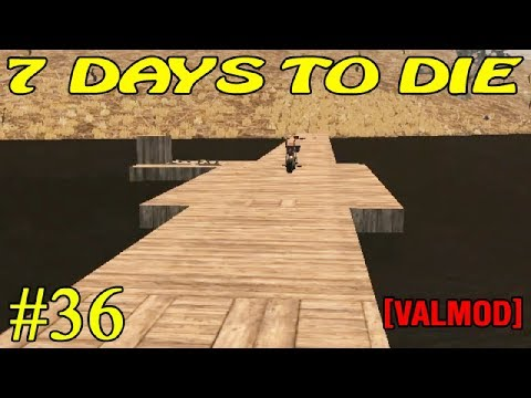 7 Days to Die [Valmod] ► Заготовка ► №36 (16+)