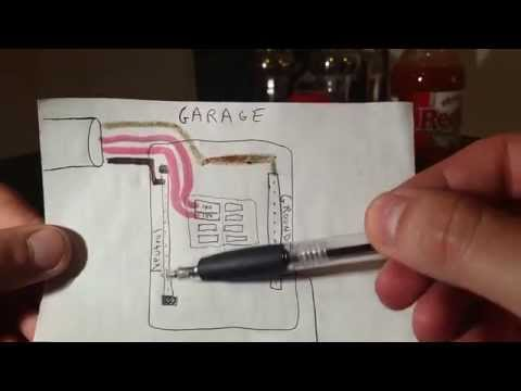 [ZTBE_9966]  How To Wire A SubPanel - YouTube | House To Garage Wiring Diagram |  | YouTube