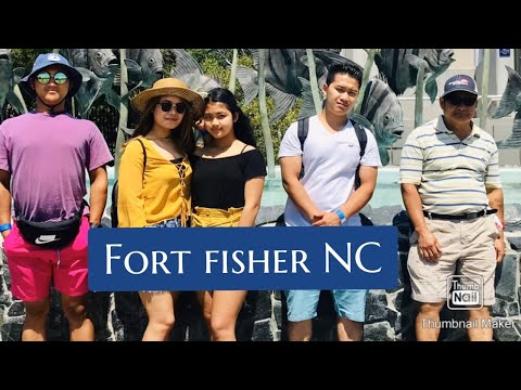 NC Aquariums At Fort Fisher