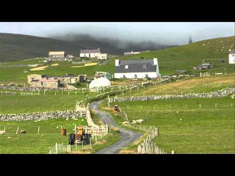 fair isle scotland map - YouTube