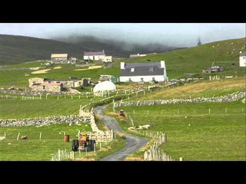 fair isle scotland map