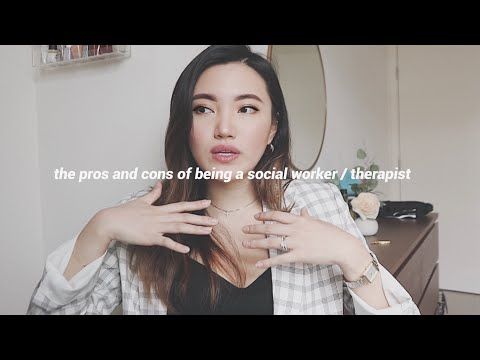 Pros And Cons Of Being A Social Worker And Therapist | My Experience