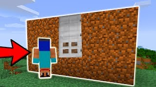 NOOB VS. CASA 100% INVERTIDA MINECRAFT