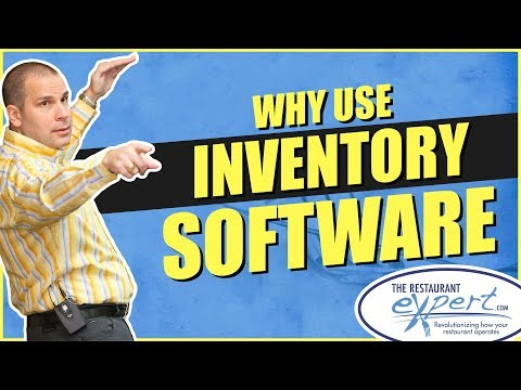 Restaurant Management Tip - Use Inventory Management Software to Cut Food Cost #restaurantsystems