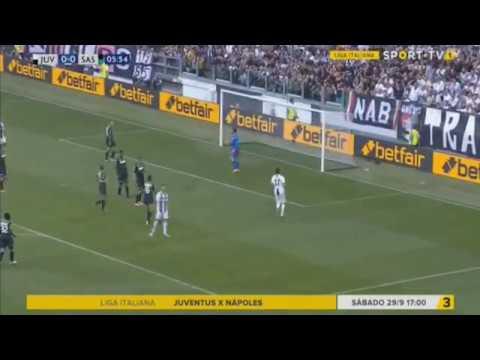 Juventus 2 x 1 Sassuolo  a5a6ccdaa86a3