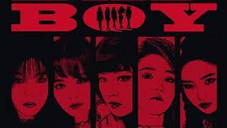 Red Velvet - Bad Boy (English Mix)