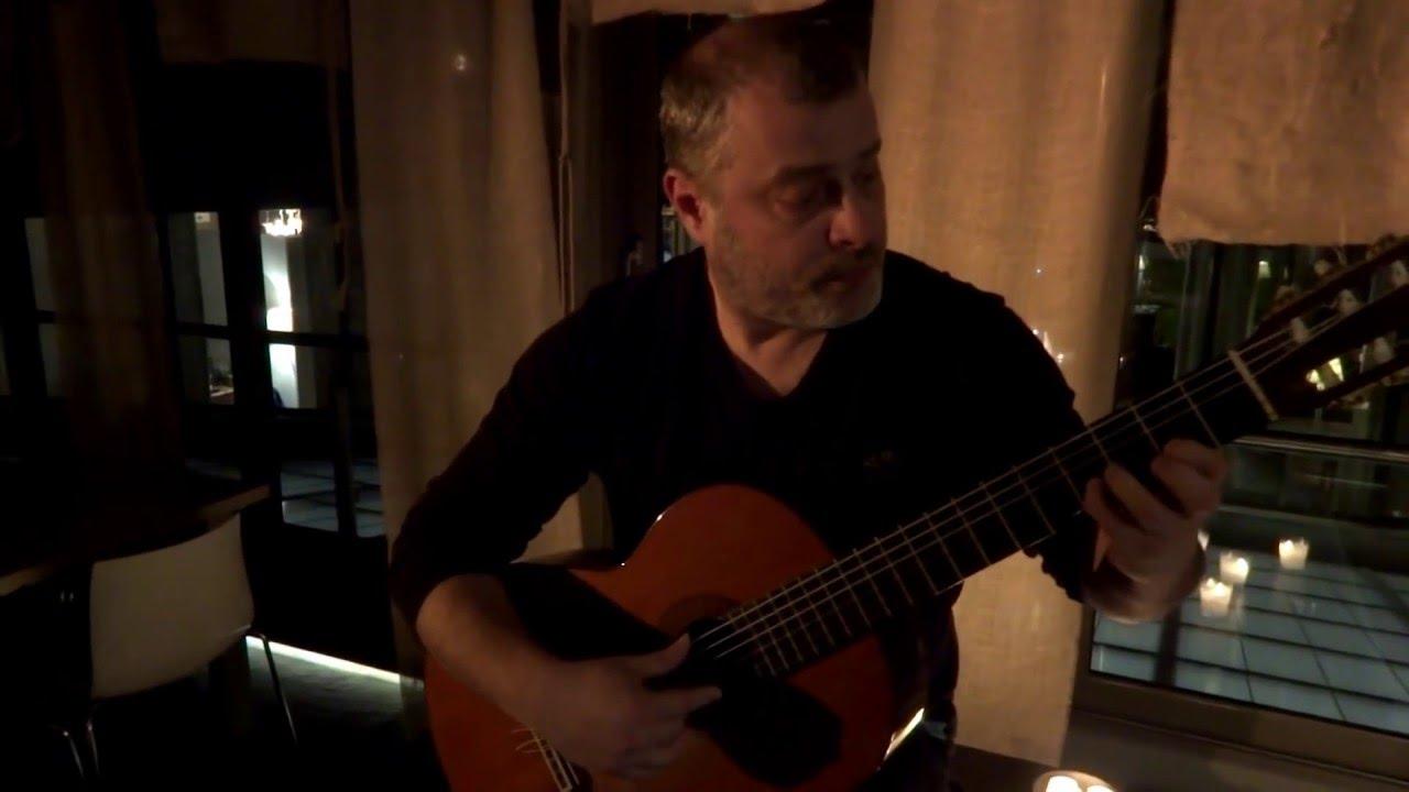 Download Panagiotis Margaris plays Danza Espanola No.5 by Enrique Granados (official video)