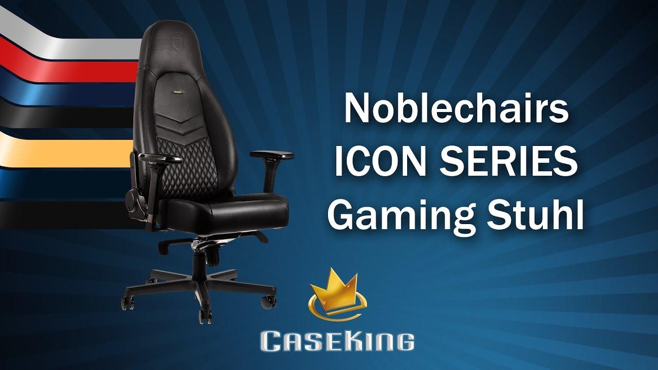 Icon Noblechairs Noblechairs Caseking Tv Series Icon Series 1FKlcTJ3