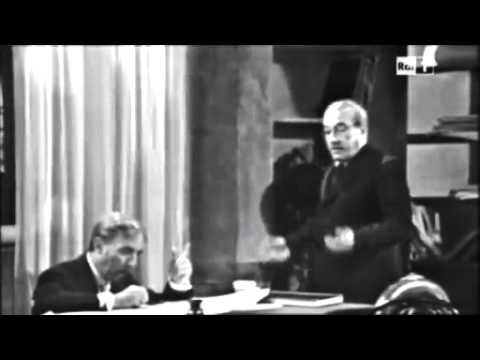 Don Raffaele  'o Trombone di Peppino De Filippo - Napoli , miti e leggende.