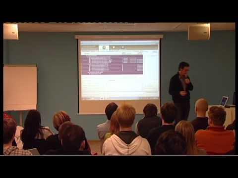 IGDA Finland Presentations '10: Project Management