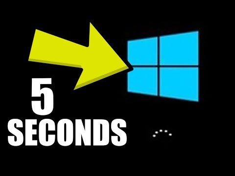 Tips&Tricks For A Faster Startup In Windows 10