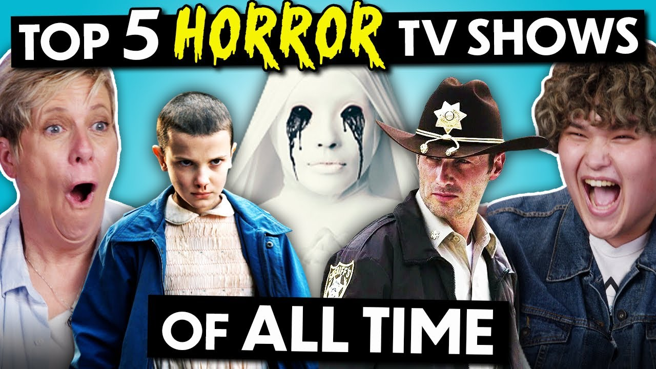 Top 5 Horror TV Shows Of All Time | React