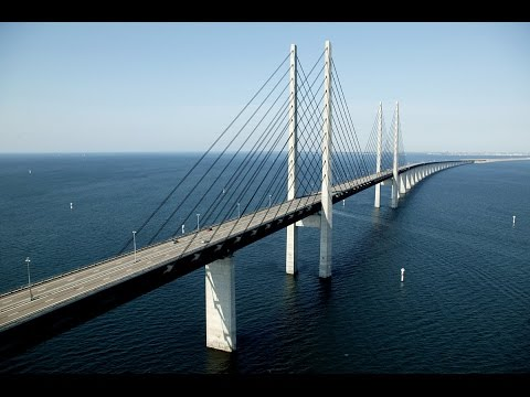 MegaStructures - Megabridges: Denmark To Sweden (National Geographic Documentary)