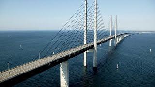 MegaStructures - Megabridges: Denmark To Sweden (National Geographic Documentary)