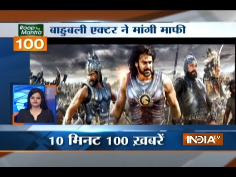 News 100 | 22nd April, 2017 - India TV