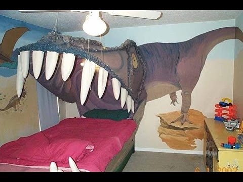 Dinosaur Bed Murderer Awesome And Crazy Beds Youtube