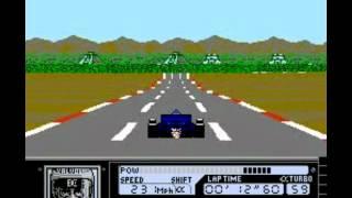 Al Unser Jr. Turbo Racing (NES)