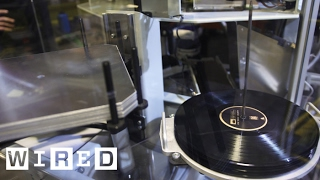 Meet The Robot That Makes Delicious Vinyl Records | WIRED