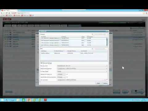 Concorde webinar around Zerto technology - cross hypervisor replication & disaster recovery