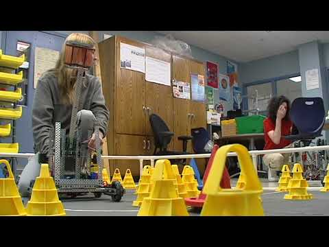 For these Delaware students, robotics is 'getting them to see the future'