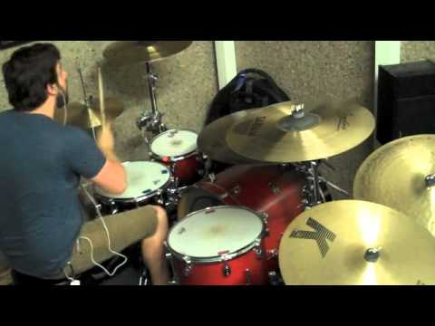 Attractive Today drums- Tony Thaxton