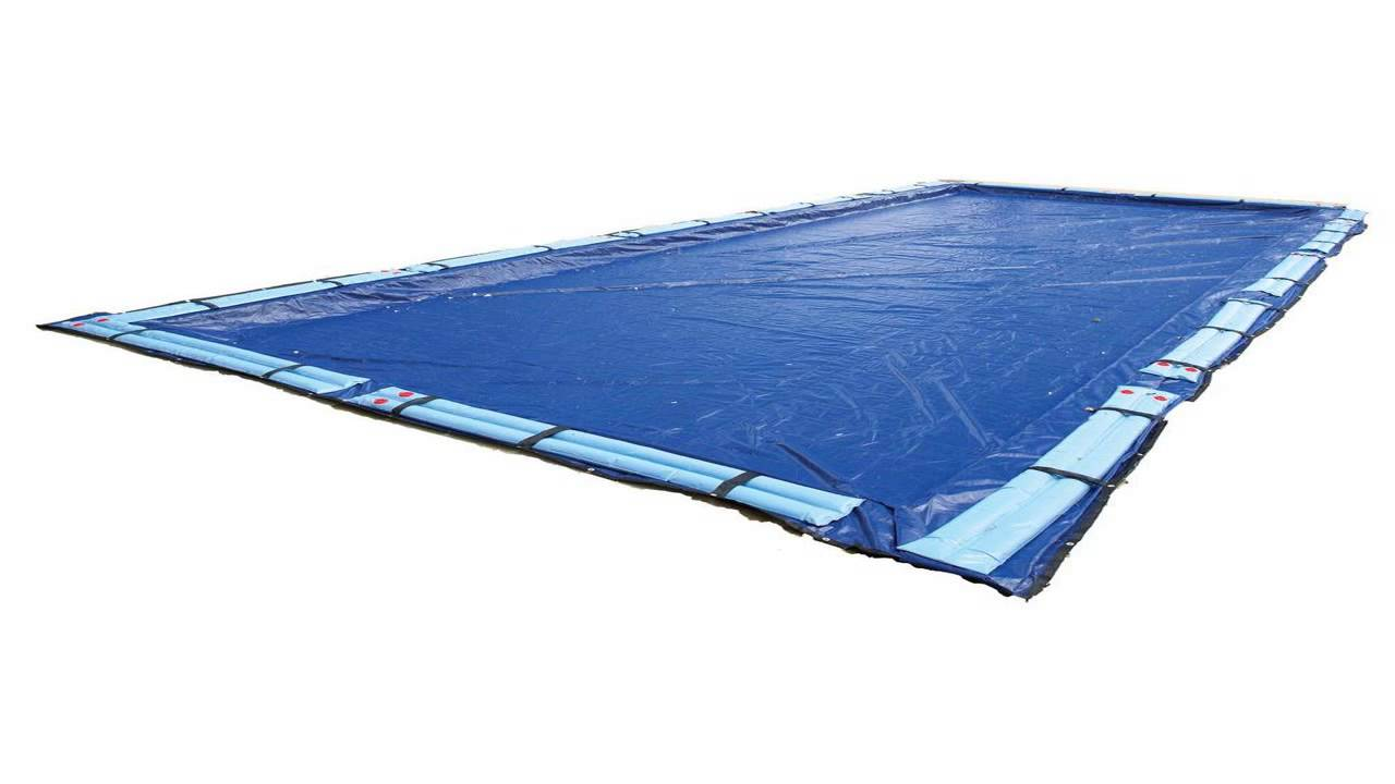 Poolabdeckung Winter Intex Blue Wave Bronze 8 Year 20 Ft X 40 Ft Rectangular In Ground Pool Winter Cov