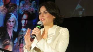 lana talks about jared gilmore
