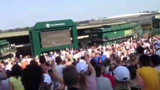 Andy Murrey wins Wimbledon 2013
