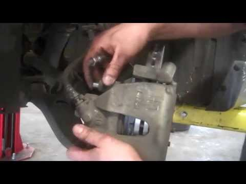 2005 mazda 3 rear brake pads how to save money and do it yourself. Black Bedroom Furniture Sets. Home Design Ideas