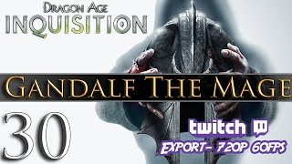 Dragon Age: Inquisition [PC] Gameplay - Gandalf The Mage #30 ~ Searching For Dragons!