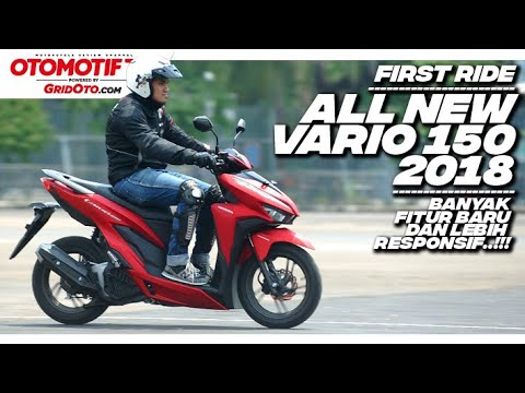 All New Honda Vario 150 2018 l First Ride Review l GridOto