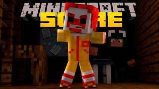 Minecraft Scare - FIVE NIGHTS AT MCDONALDS!?