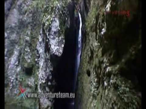 Canyoning in Italia - Adventure Team