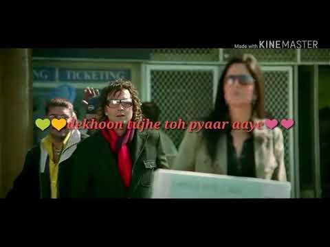 Dekhu Tujhe To Pyaar Aaye WhatsApp Status
