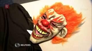 Creepy clown craze spreads in U.S