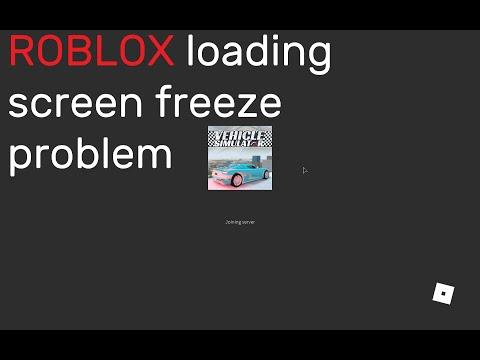 Fixed Read Descriptcion Roblox Loading Screen Freeze Problem Youtube