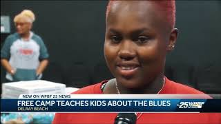 Blues Camp Palm Beach County, Florida on ABC News