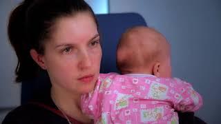 Массаж слезного мешка при врожденном дакриоцистите