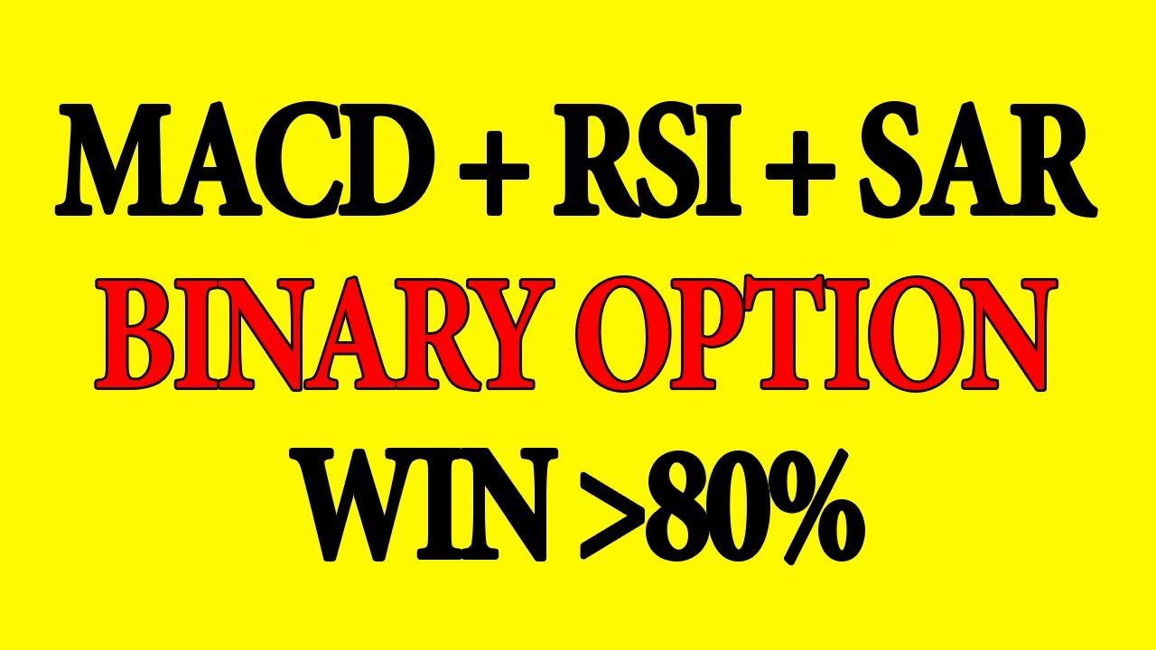 Chiến Lược Tốt Nhất: MACD-RSI-SAR tỷ lệ win 80% nếu áp dụng đúng cách | BO Trader Chacaka