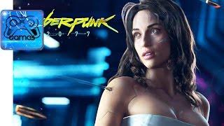 Cyberpunk 2077 - CG Трейлер