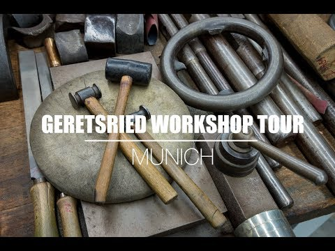 Geretsried Workshop Tour | Antoine Courtois